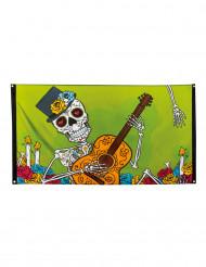 Bandeira Dia de los muertos