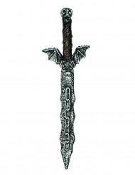 Espada esqueleto de plástico