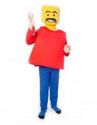 Disfarce de Lego Morphsuits™ criança
