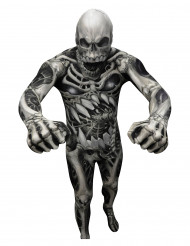 Disfarce Esqueleto adulto Morphsuits™