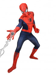 Disfarce zapper Spiderman™ de luxo adulto Morphsuits™