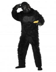 Disfarce gorila criança