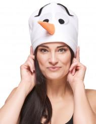 Gorro boneco de neve adulto