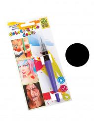 Lápis de maquilhagem preta