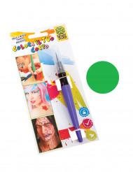 Marcador de maquilhagem verde