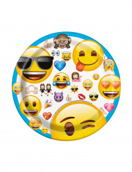 8 Pratos Emoji™