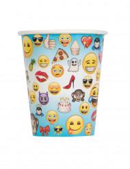 8 Copos Emoji™