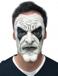Máscara de látex rock adulto