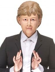 Máscara humorística de látex Angela adulto