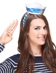 Bandolete Mini chapéu marinheiro adulto