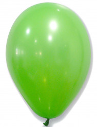 50 Balões verdes