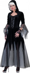 Disfarce gótico mulher Halloween