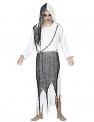 Disfarce fantasma homem Halloween