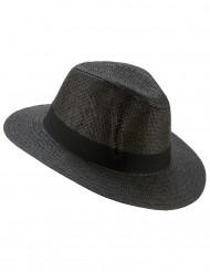 Chapéu Panamá cinza - adulto