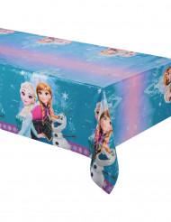 Toalha de plástico Frozen™ flocos 120 x 180 cm