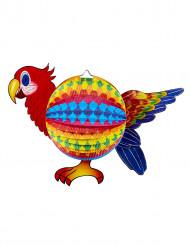 Lampião papagaio 45 cm