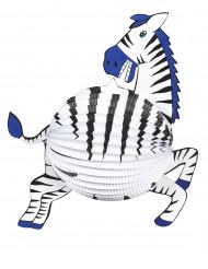 Lampião zebra 38 cm