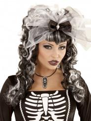 Colar caixão adulto Halloween