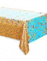Toalha de mesa em plástico Emoji™ 137 x 213 cm