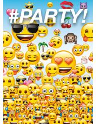 8 convites Emoji™