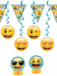 Kit de decoração Emoji™