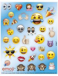 Folha de 136 adesivos Emoji™