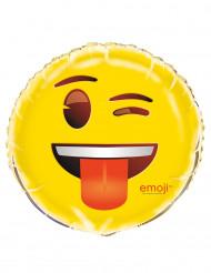 Balão alumínio piscar de olhos Emoji™