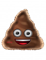 Balão alumínio cocó Emoji™