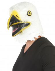 Máscara águia látex adulto