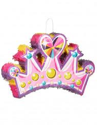 Pinhata diadema de princesa