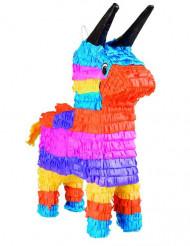 Pinhata pequeno cavalo colorido