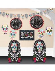 Kit de decoração Dia de los muertos