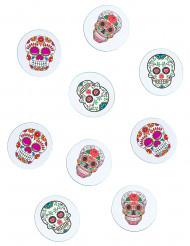 Confetis de mesa Dia de los muertos