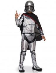 Disfarce Captain Phasma Star Wars VII™ criança