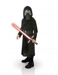 Disfarce clássico Kylo Ren com sabre de luz criança - Star Wars VII™