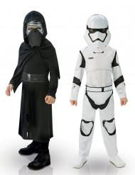 Pack disfarce Kylo Ren e Stormtrooper criança - Star Wars VII™