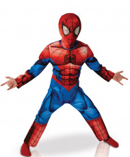 Disfarce luxo Ultimate Spiderman™ menino - New Design