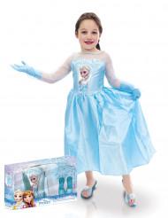 Disfarce Elsa com acessórios menina - Frozen™