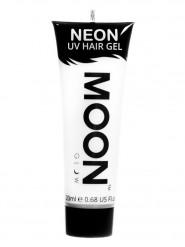 Gel para cabelo branco fluo UV Moonglow©
