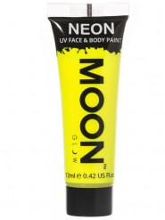 Gel rosto e corpo amarelo fluo UV Moonglow©