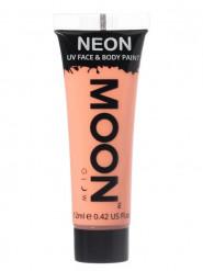 Gel rosto e corpo cor de laranja UV Moonglow©