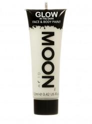 Gel rosto e corpo branco fosforescente Moonglow©