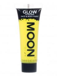 Gel rosto e corpo amarelo fluo Moonglow©