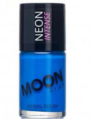 Verniz para unhas azul UV