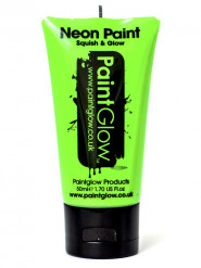 Gel rosto e corpo verde fluo UV 50ml