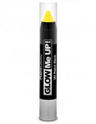 Lápis maquilhagem amarelo fluo UV 3g