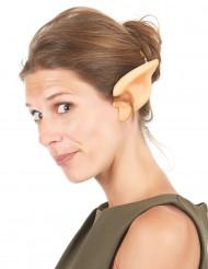 Orelhas de elfo em PVC adulto