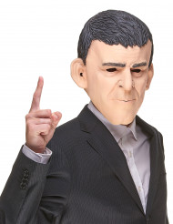 Máscara humorística de látex Manuel adulto