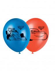 8 Balões de látex Cars™