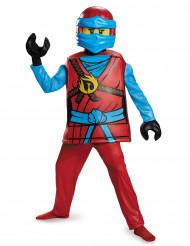 Disfarce de luxo Nya Ninjago® - LEGO® criança